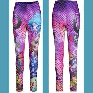 WeLoveFine Pants - Cute But Deadly Leggings